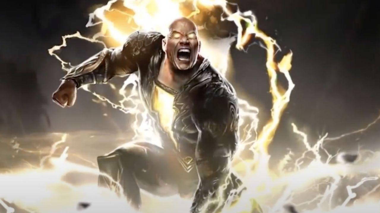 Black Adam: iniziano finalmente le riprese per The Rock? I dettagli