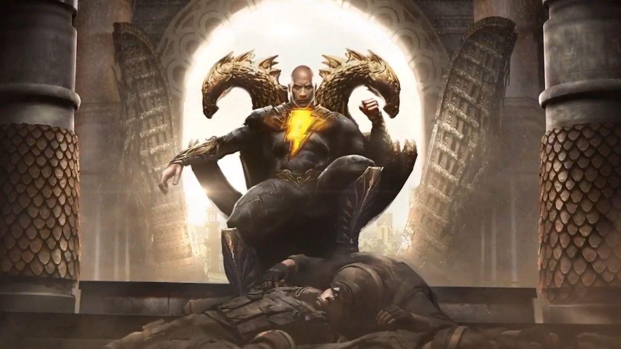 Black Adam, la rivelazione di Gavin O'Connor: 'Era il villain del sequel di Suicide Squad'