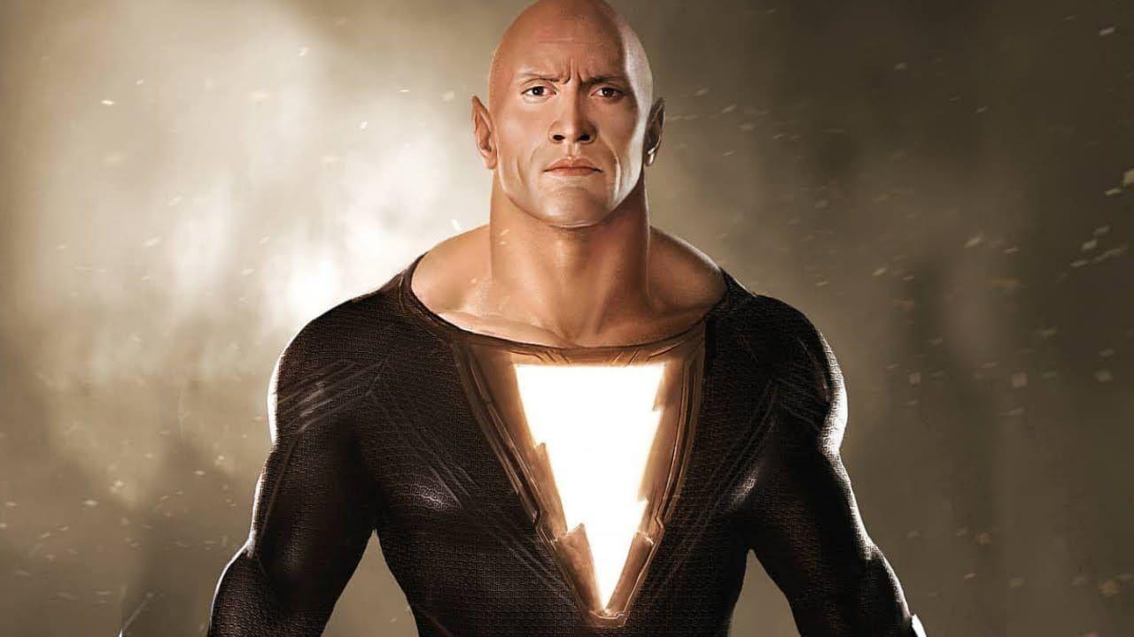 Black Adam, svelato quando inizieranno le riprese del cinecomic DC con Dwayne Johnson!