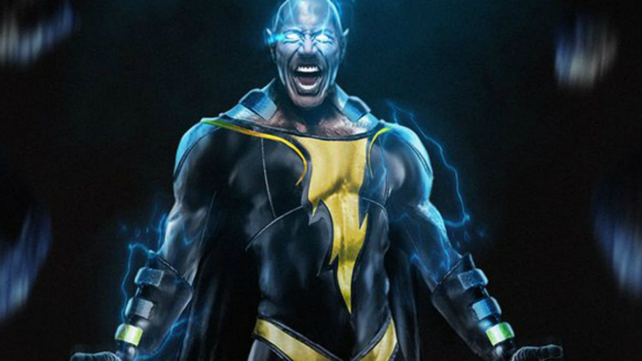 """Date For """"Black Adam"""" Starring The Rock Revealed"""