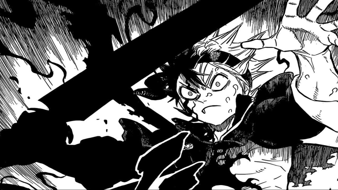 Black Clover 259: Asta al centro dello scontro, il protagonista coglie tutti di sorpresa