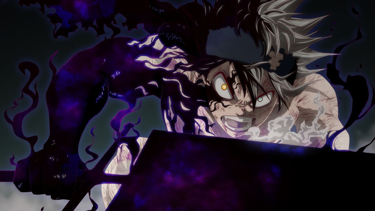 Black Clover 266: la vera forma del diavolo nascosto in Asta