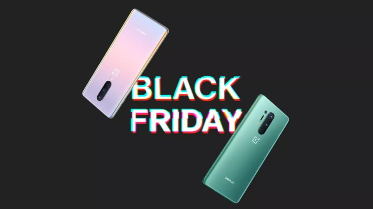 Black Friday OnePlus: dal 23 Novembre sconti su OnePlus 8 ed OnePlus Nord