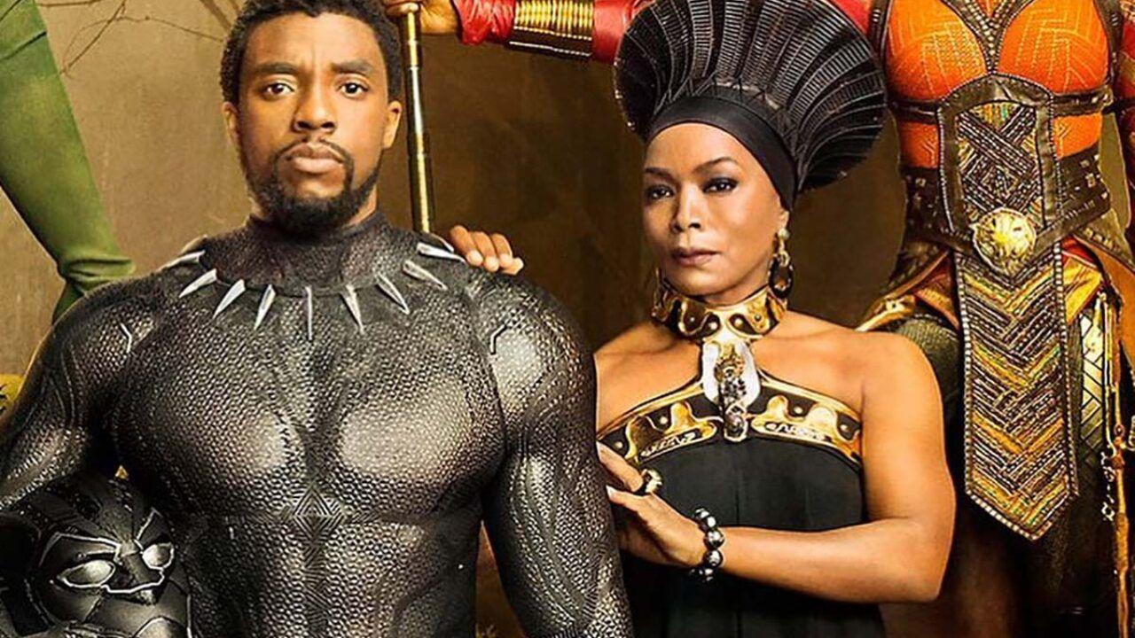 Black Panther, Angela Bassett ricorda Chadwick Boseman: 'Non può essere sostituito'