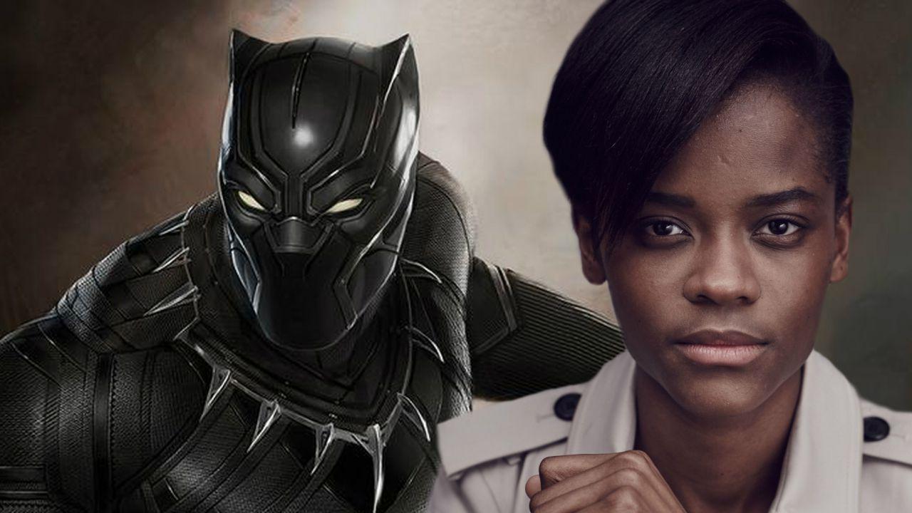 Black Panther: confermato il ruolo di Letitia Wright