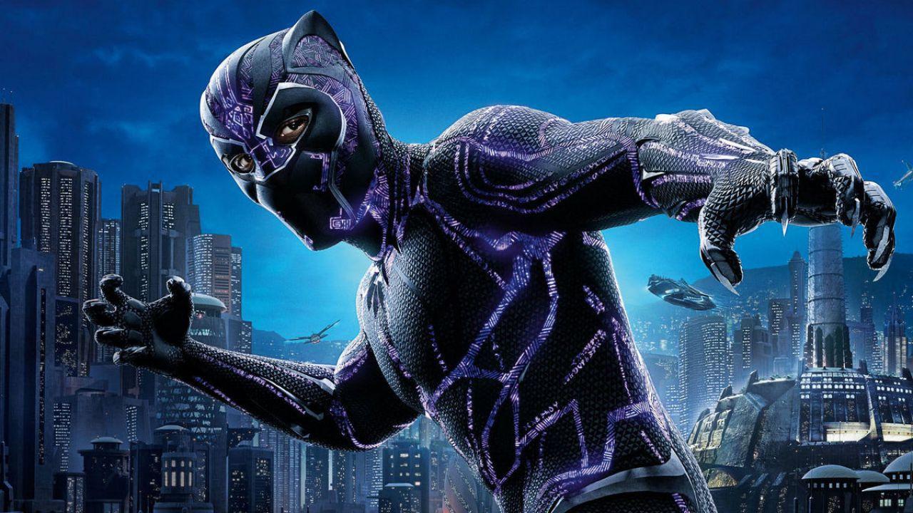 Black Panther: guardate questo fantastico poster ispirato ai fumetti Marvel