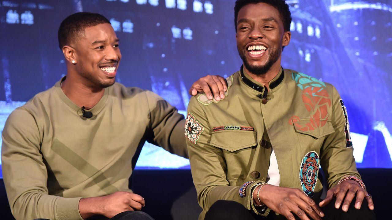 Black Panther, Michael B. Jordan ricorda Chadwick Boseman dopo la pioggia di nomination
