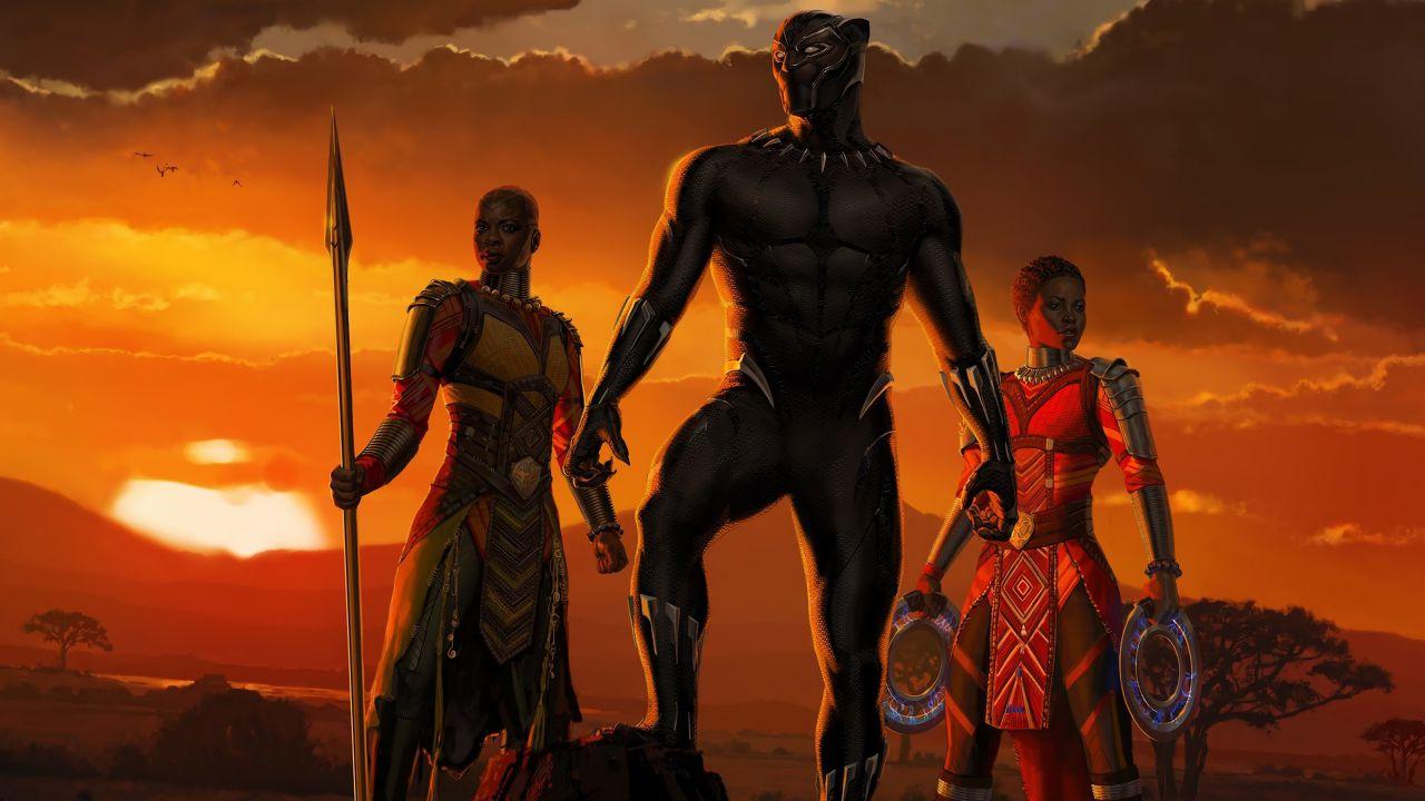 Black Panther a quota 500 milioni di dollari nel mondo