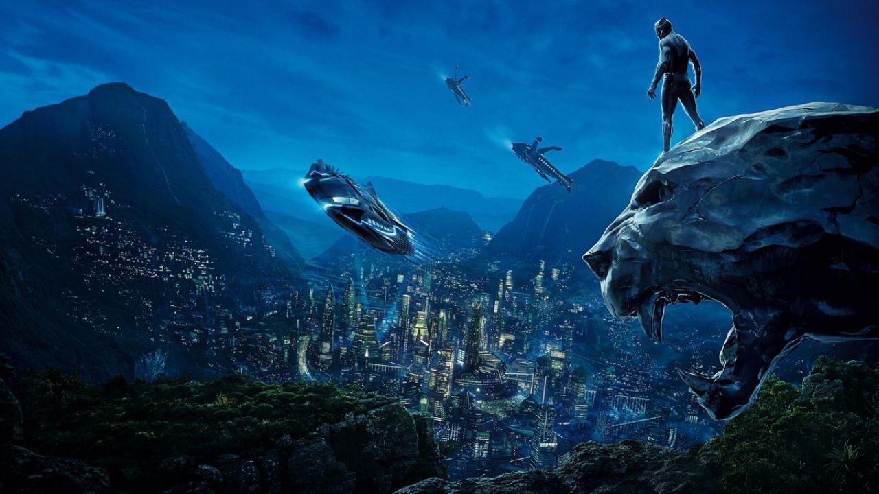 Black Panther fa la storia: l'opera nominata miglior film ai Golden Globe