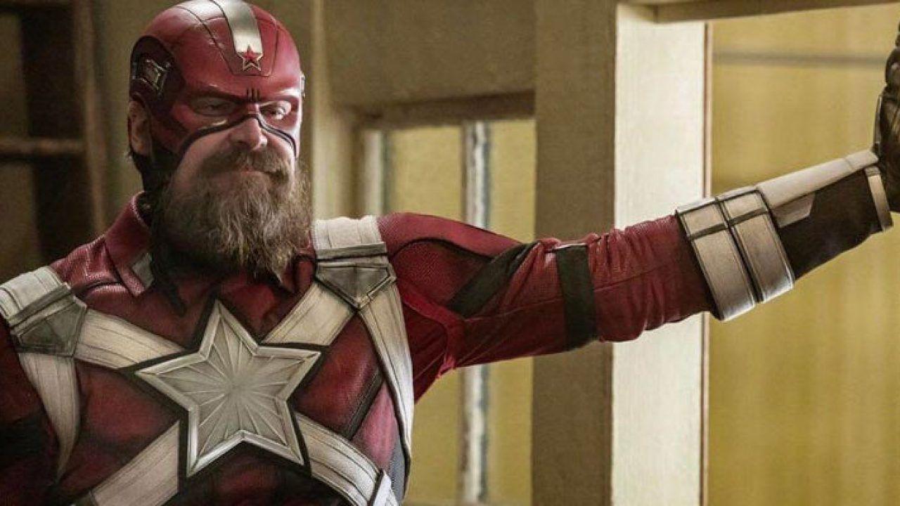 Black Widow, David Harbour su Red Guardian: 'I russi volevano il loro Captain America'