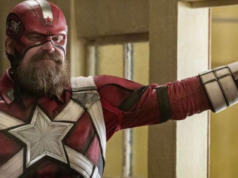 Black Widow, David Harbour su Red Guardian: 'I russi volevano il loro Captain America'