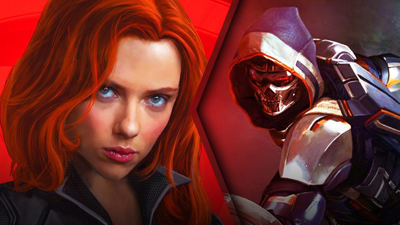 Black Widow, nuova immagine del villain Taskmaster: chi si cela dietro la maschera?