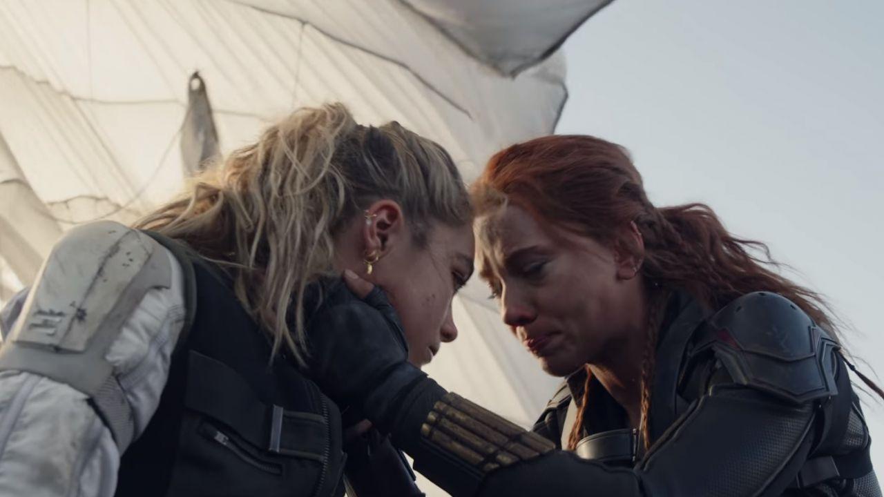 Black Widow, Scarlett Johansson e Florence Pugh splendide per la cover di Marie Claire