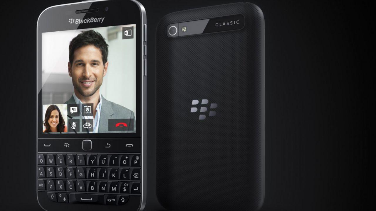 BlackBerry Classic, fine della produzione