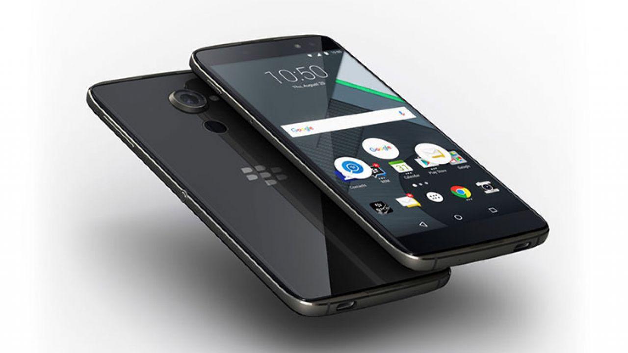 BlackBerry DTEK60: ecco il suo terzo smartphone con Android