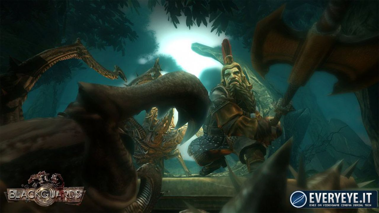 Blackguards è il primo strategico a turni sviluppato da Daedalic Entertainment