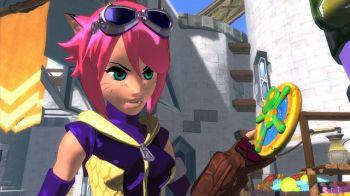 Blade Kitten, Krome Studios annuncia un nuovo action per PSN