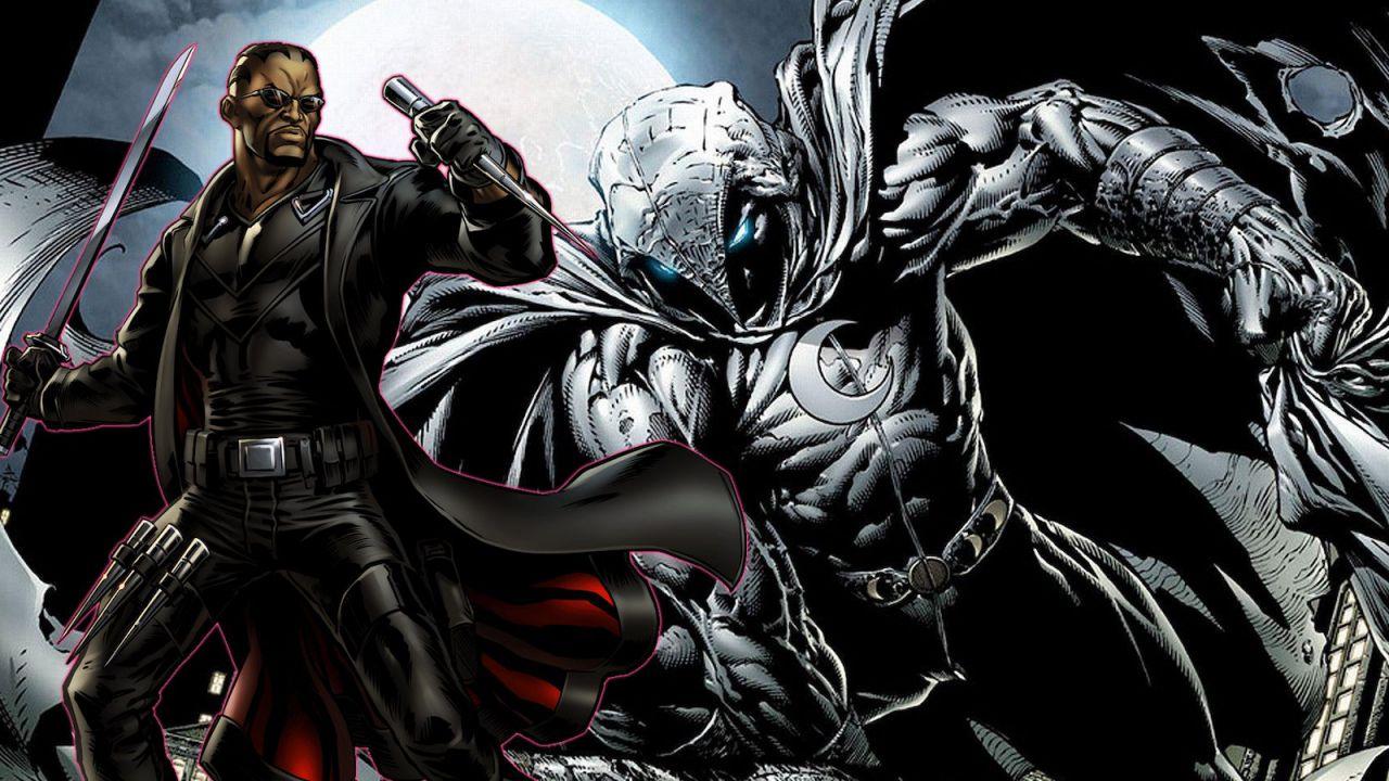 Blade con Mahershala Ali sarà collegato alla serie Disney+ Moon Knight