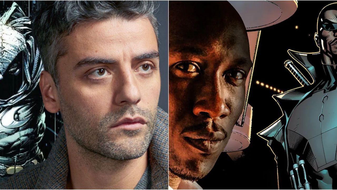 Blade con Mahershala Ali, le riprese nel 2021! Team-up con Moon Knight di Oscar Isaac?