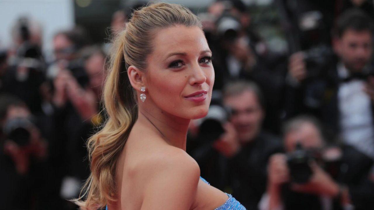 Blake Lively protagonista e produttrice del film Netflix 'Dark Days At The Magna Carta'