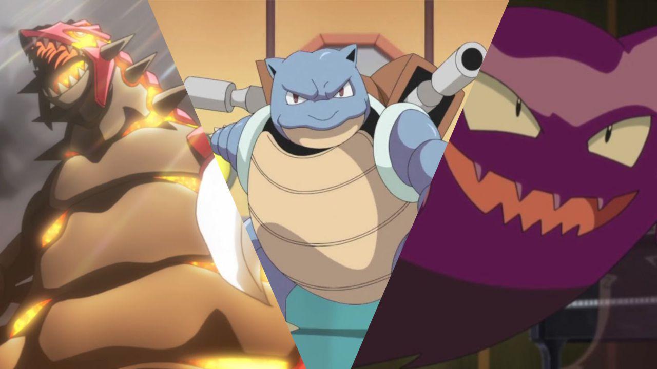 Blastoise, Haunter o Groudon? Un fan realizza i cosplay di tutti questi pokémon