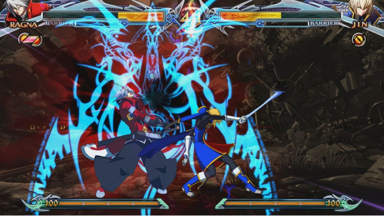 BlazBlue: Chrono Phantasma arriva in Europa su PS3