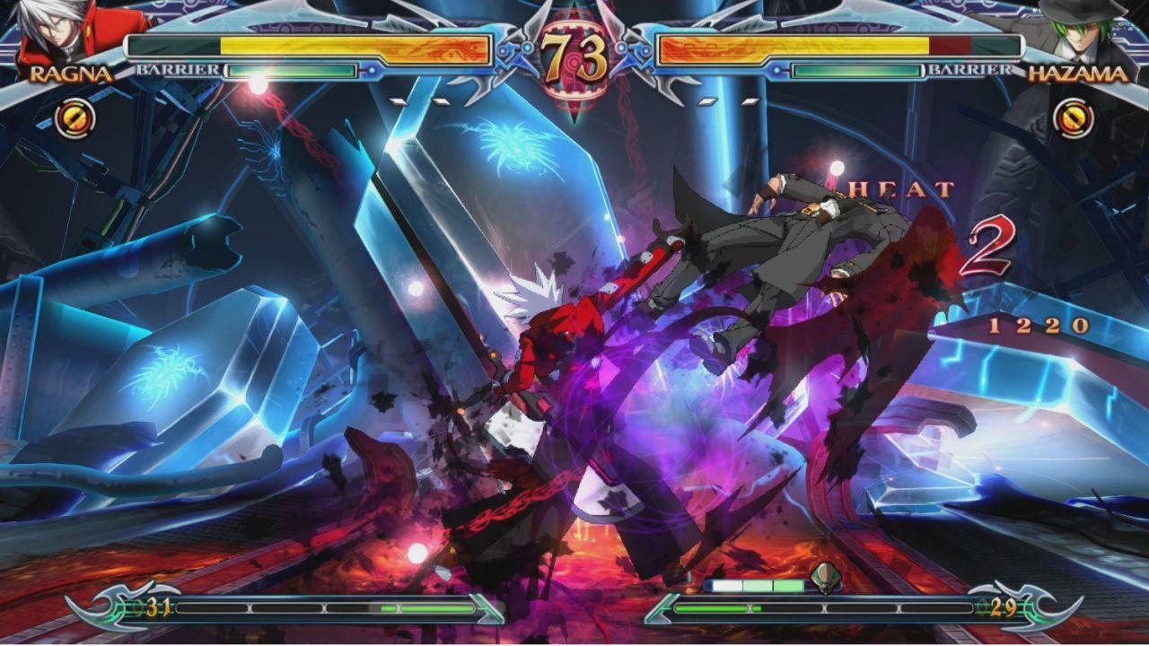 BlazBlue: Chrono Phantasma, Celica e Lambda-11 in arrivo per la versione arcade