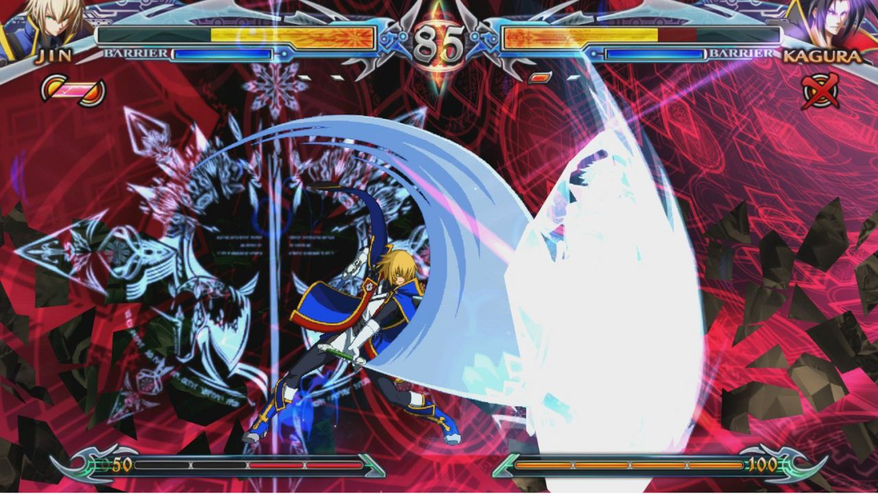 Blazblue: Chrono Phantasma - dettagli e data d'uscita della patch 1.1