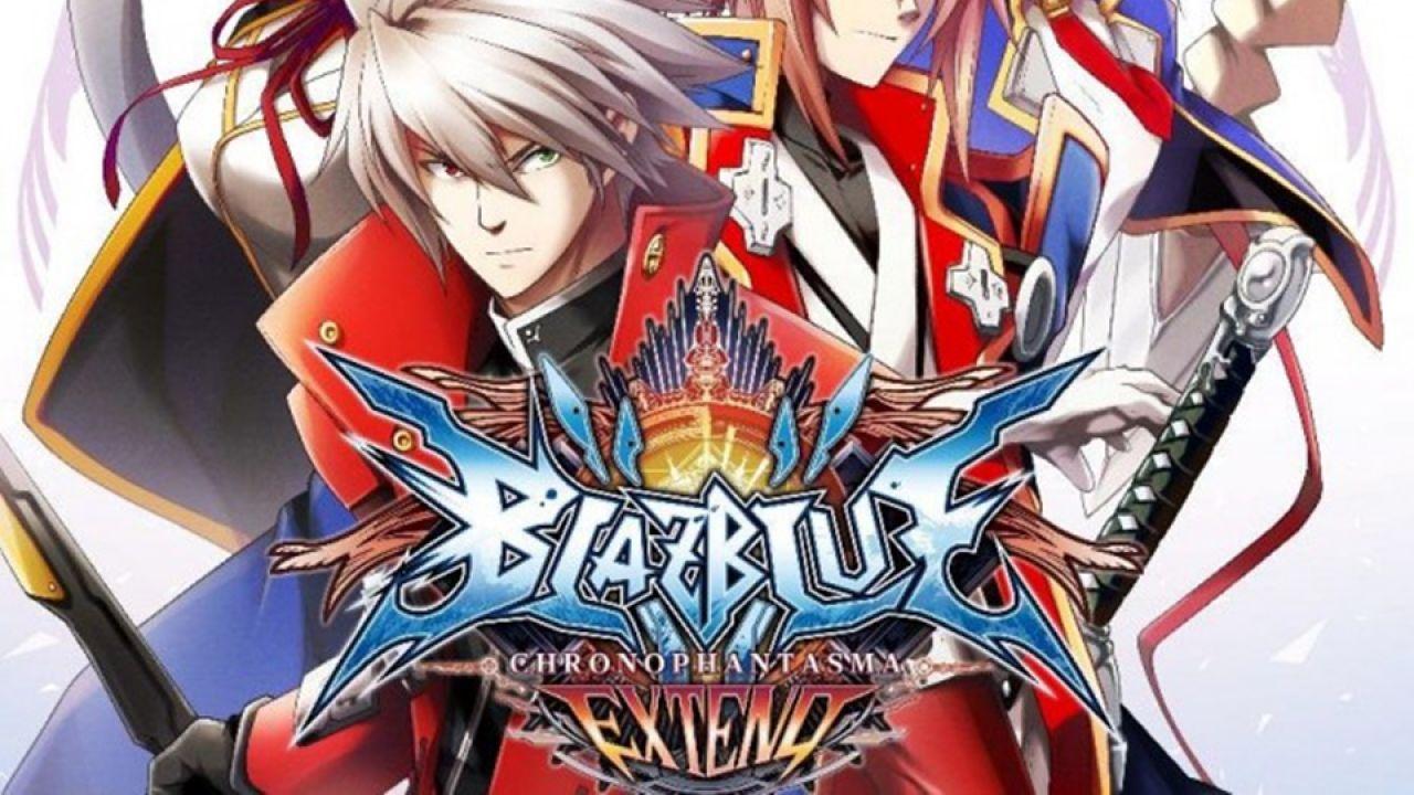 BlazBlue Chrono Phantasma Extend uscirà anche su PlayStation Vita