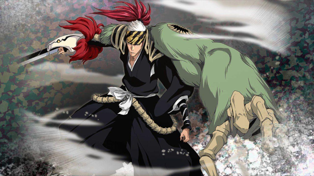 Bleach: l'animatore Masashi Kudo stupisce con un disegno di Renji Abarai