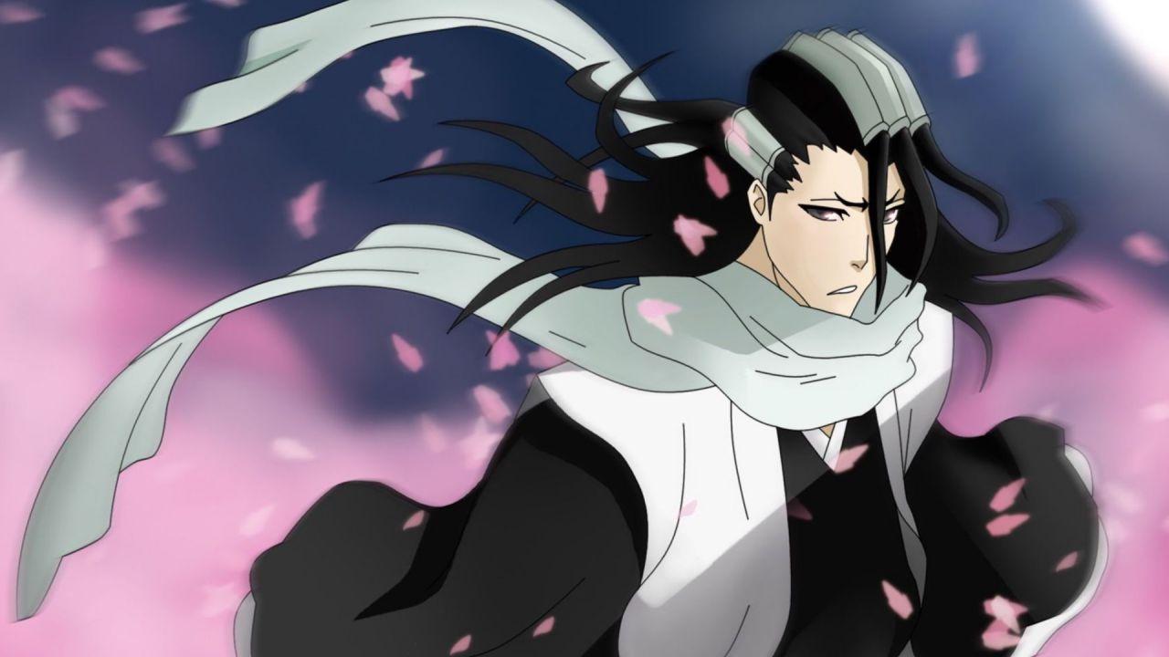 Bleach: chi vincerebbe nello scontro fra Byakuya e Tosen?