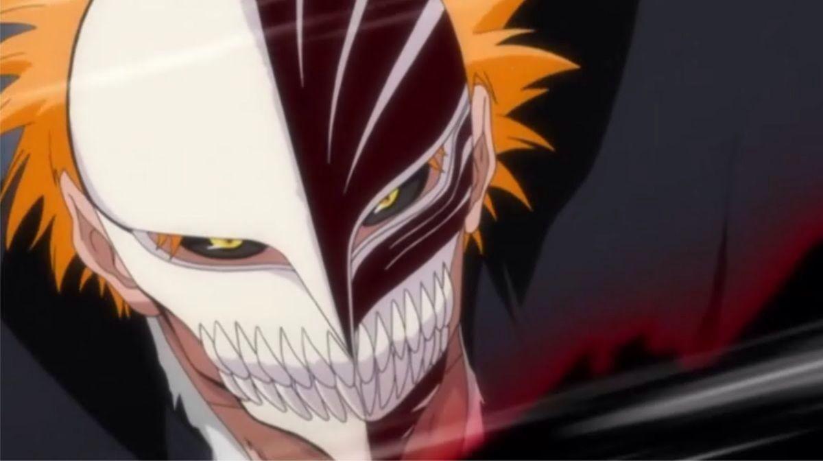 Bleach ichigo vizard prende forma in un notevole funko pop amatoriale - Ichigo vizard mask ...