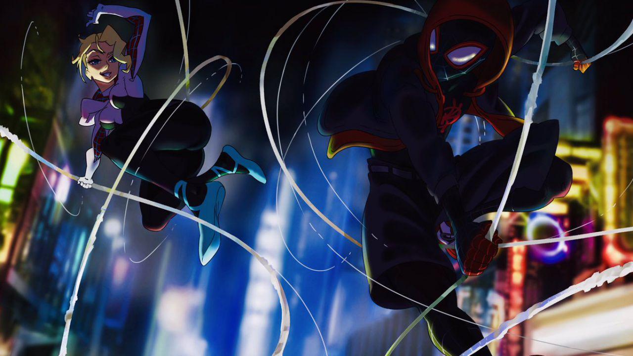 Bleach: il nuovo omaggio di Masashi Kudo stavolta va a Spider-Man: Un nuovo universo