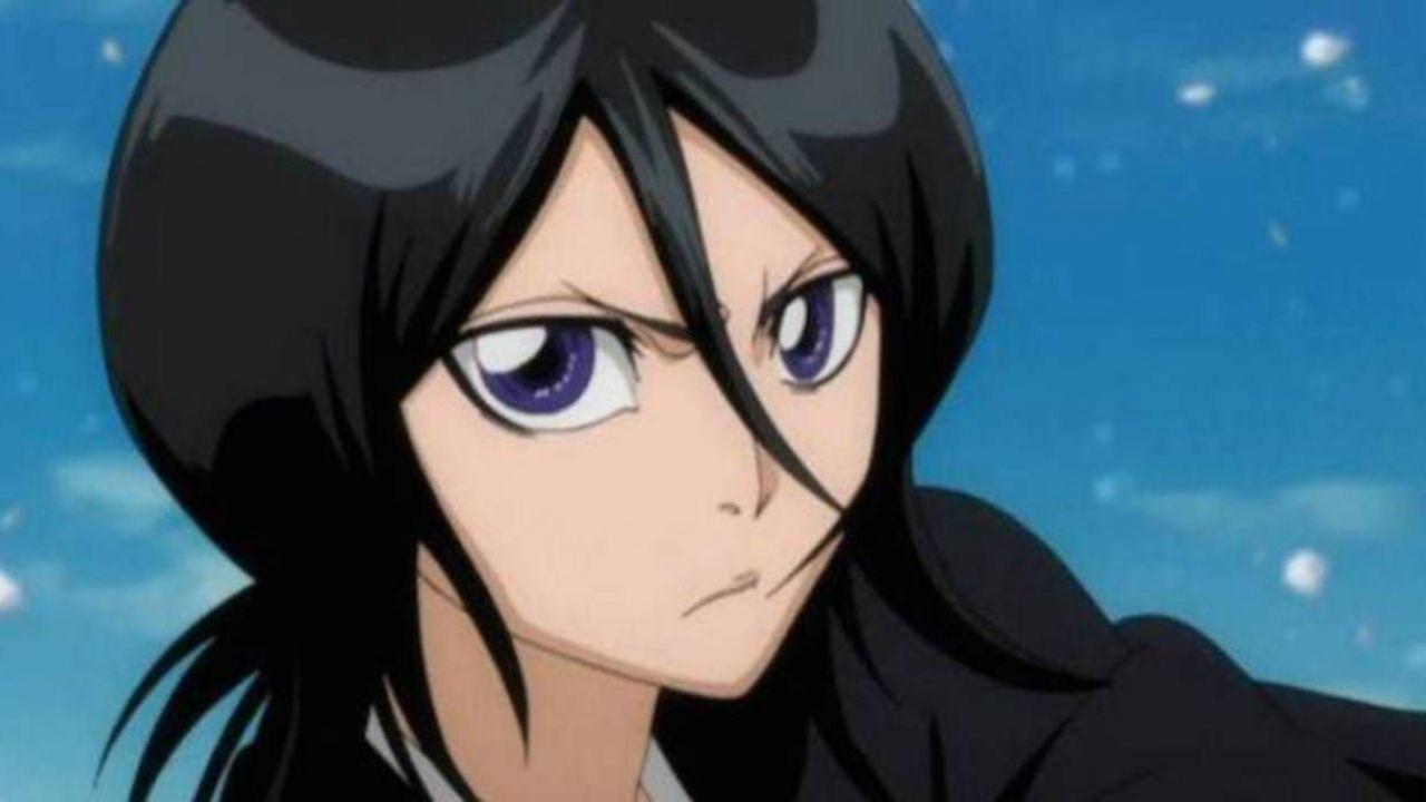 Bleach: Rukia è pronta a combattere nelle illustrazioni di un character designer