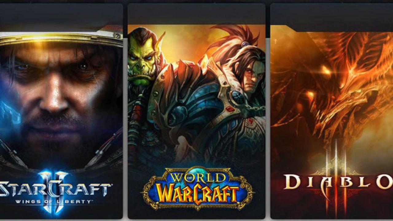 Blizzard lavora ad un progetto segreto in arrivo nel 2014?