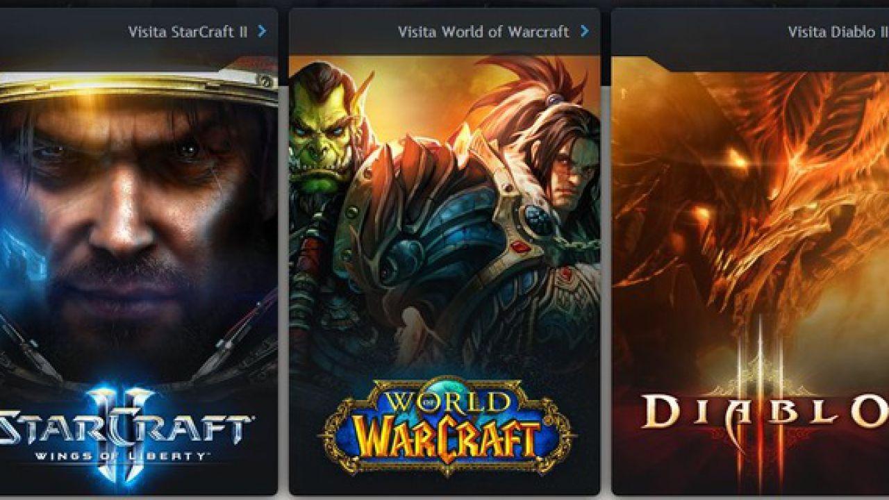 Blizzard: il nuovo gioco uscirà anche per console?
