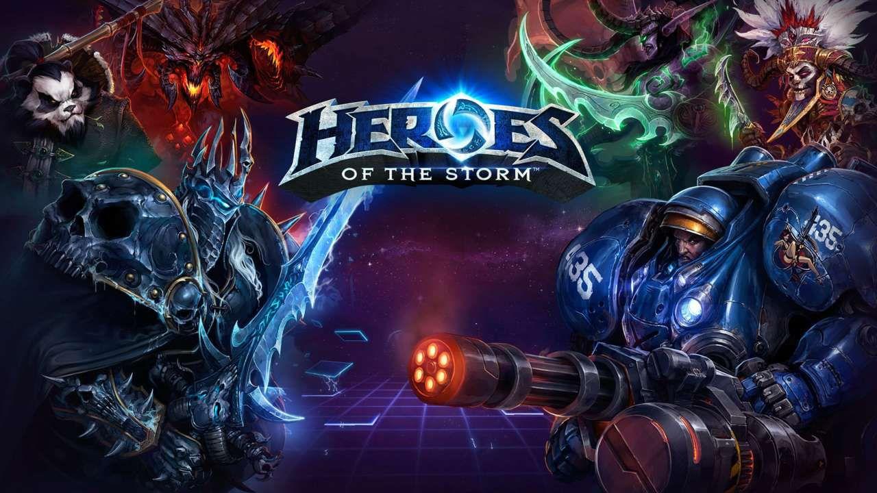 Blizzard svela il kit introduttivo di Heroes of the Storm