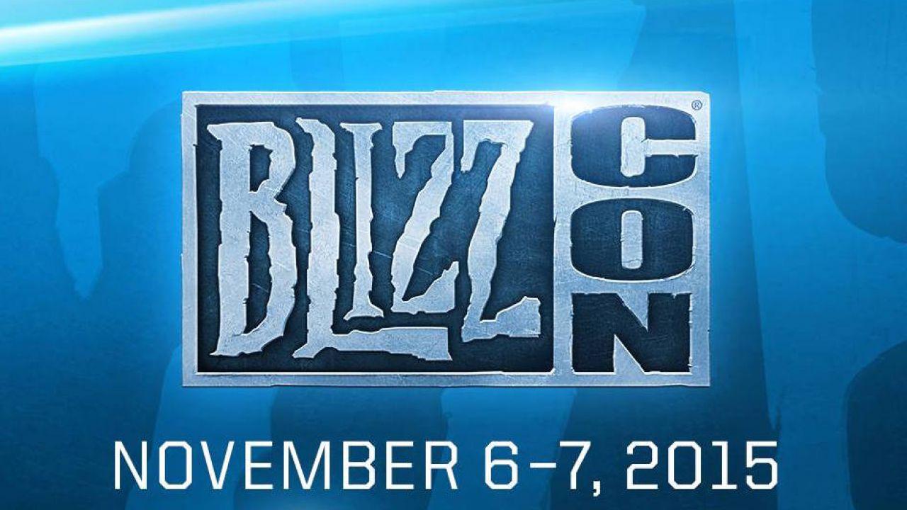 BlizzCon 2015 prenderà il via il 6 novembre
