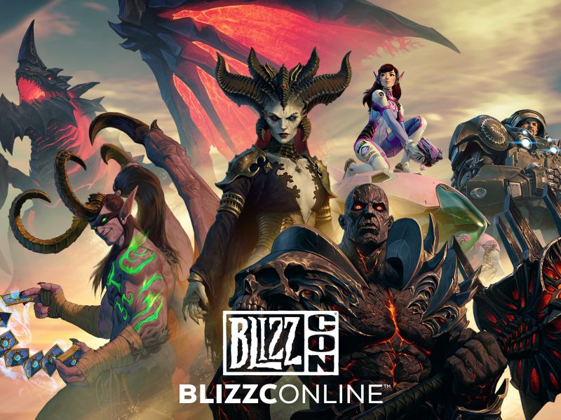 BlizzCon 2021: a leak reveals the announcements, will there be Diablo 2 Resurrected too?