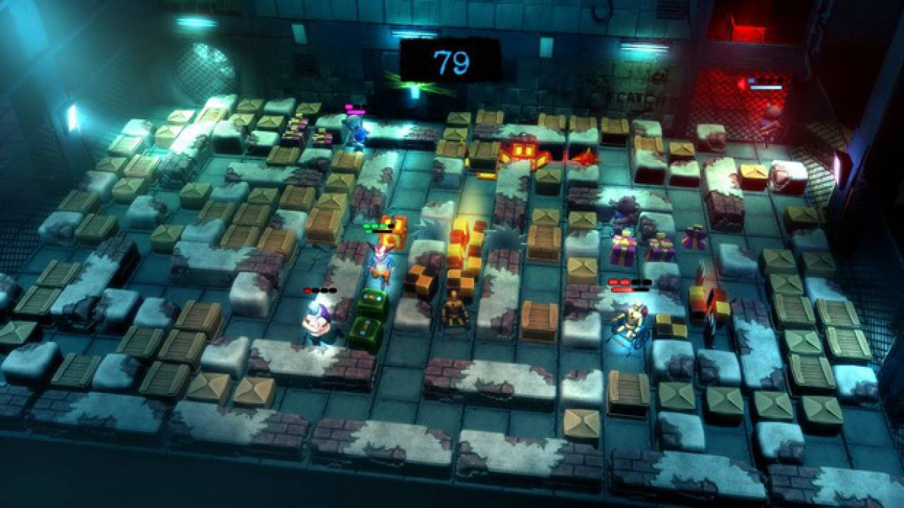 Bloober Team sta sviluppando Basement Crawl per PS4