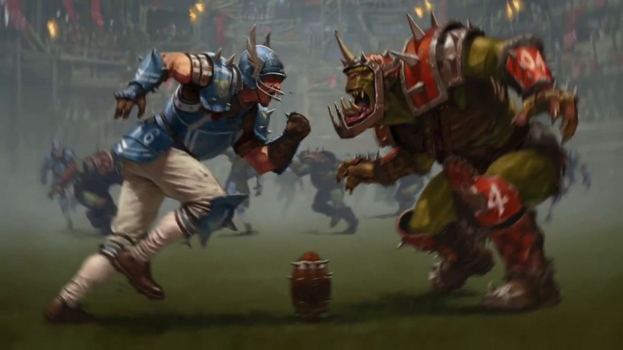 Blood Bowl 2: primi screenshot