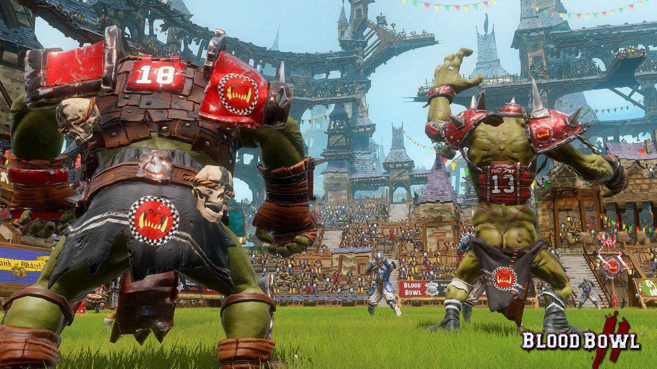 Blood Bowl 2 uscirà a settembre su PC e console