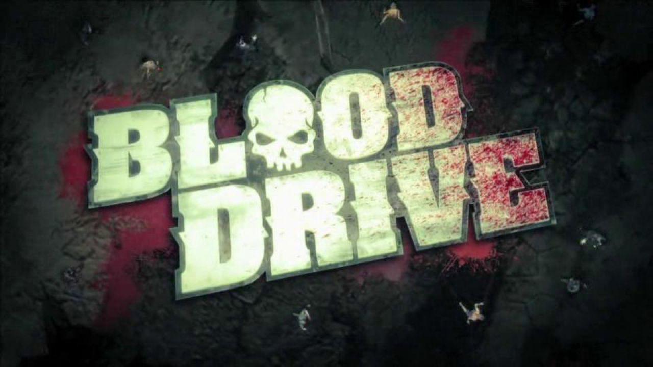 Blood Drive, nuove immagini e boxart