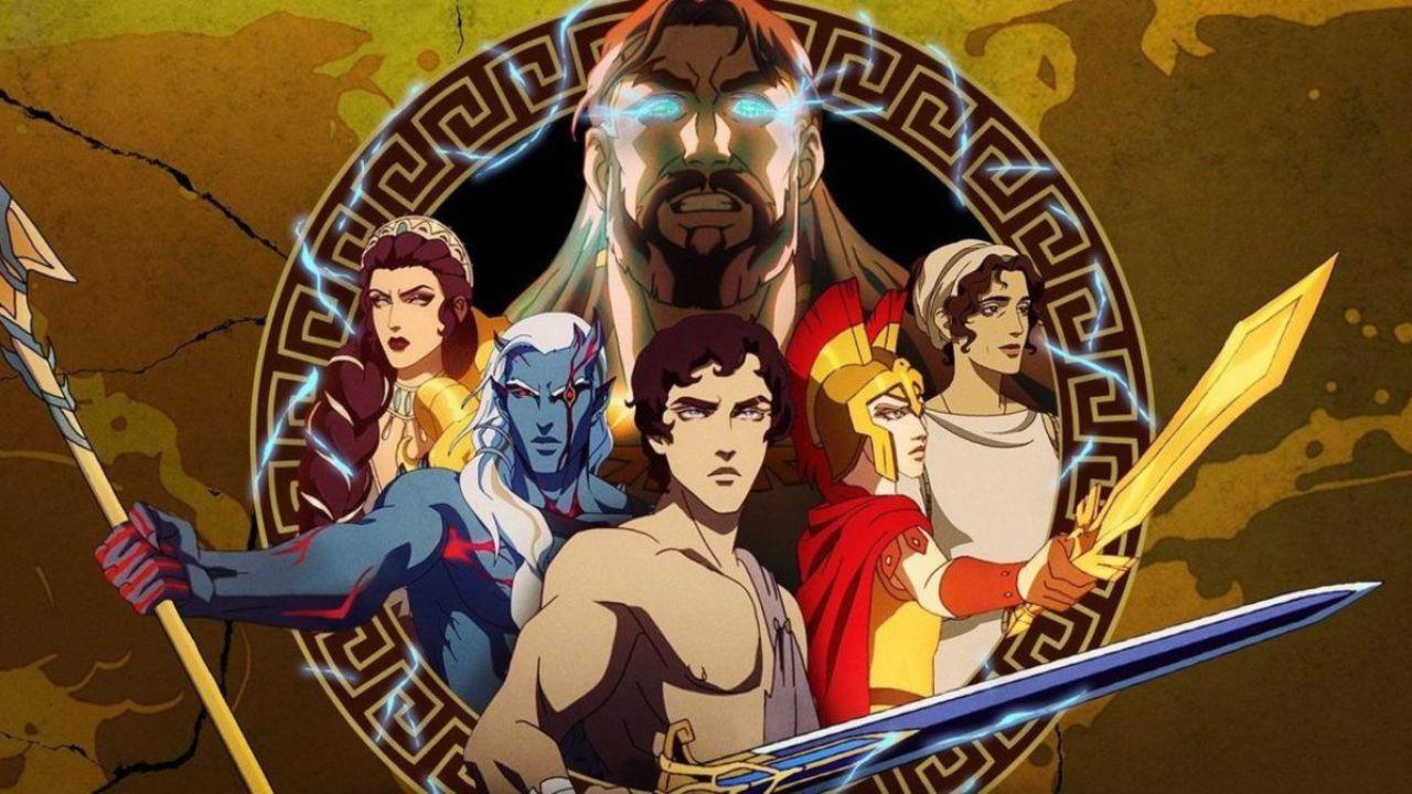 Blood of Zeus: Rinnovata per una seconda stagione la serie animata di Netflix