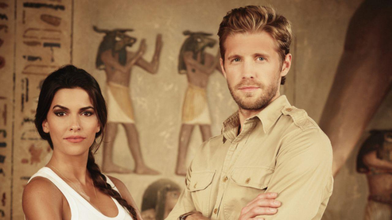 Blood & Treasure rinnovato per una seconda stagione