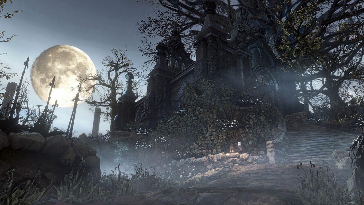 Bloodborne: Arriva un nuovo tema dinamico per le PlayStation 4 del Nord America