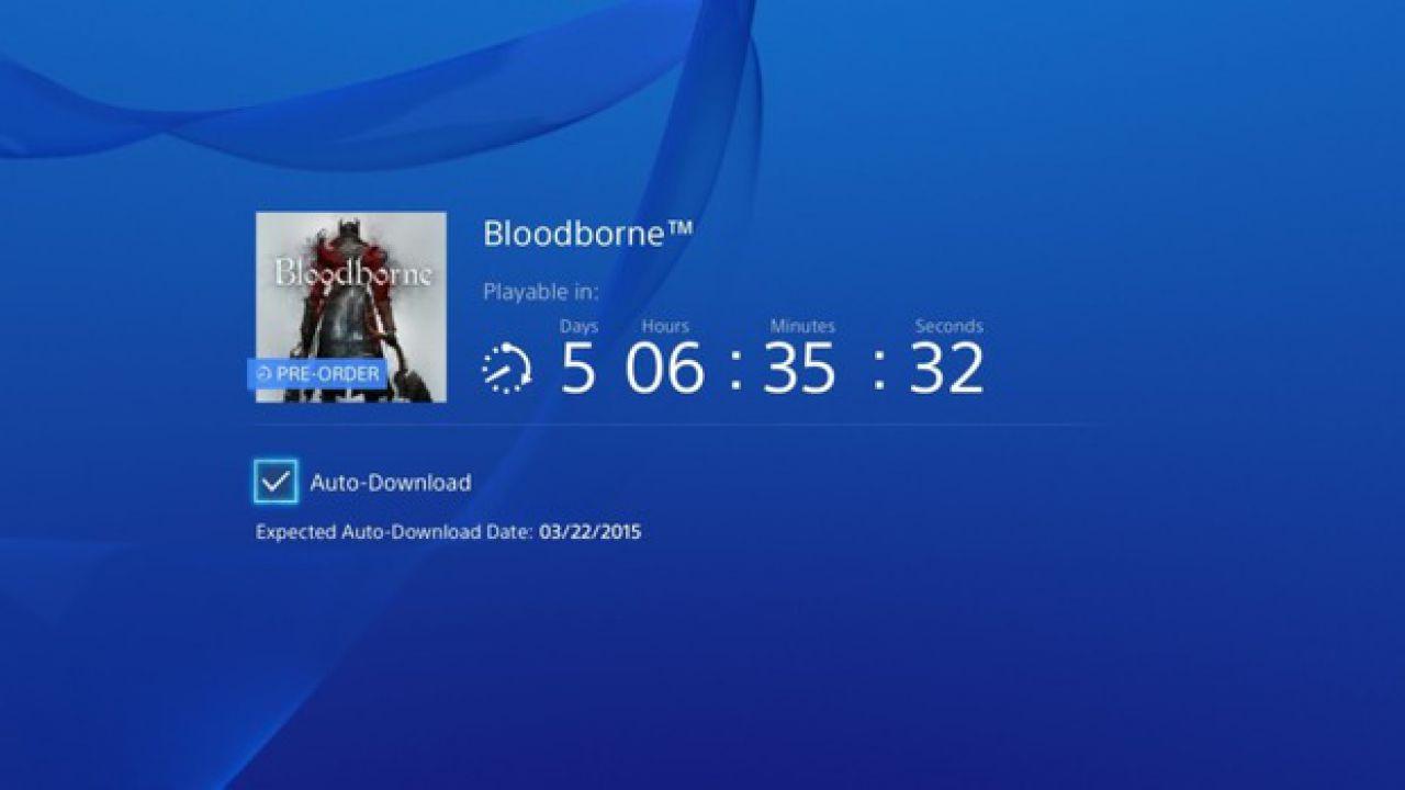 Bloodborne: la data di uscita occidentale non è stata decisa
