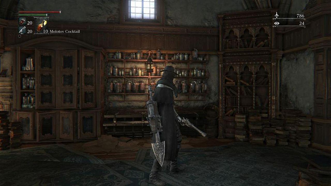 Bloodborne: gli sviluppatori puntano ai 30fps
