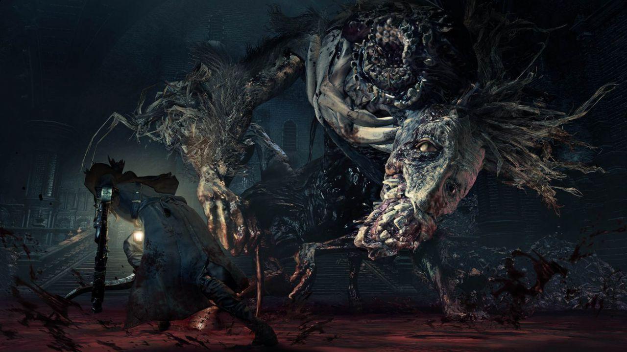 Bloodborne: Insidie di Yharnam Episodio 3 e The Old Hunters Live Gameplay - Replica