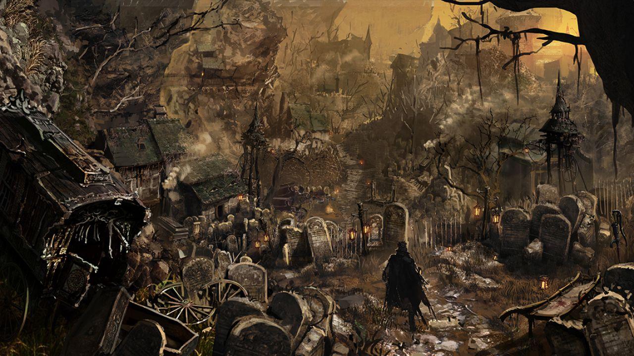 Bloodborne: la nostra anteprima dall'E3 di Los Angeles